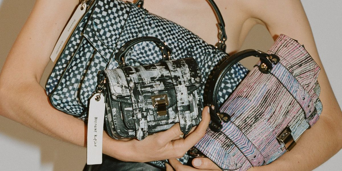 Proenza Schouler And Harmony Korine Collaborate On PS1 Anniversary Bag