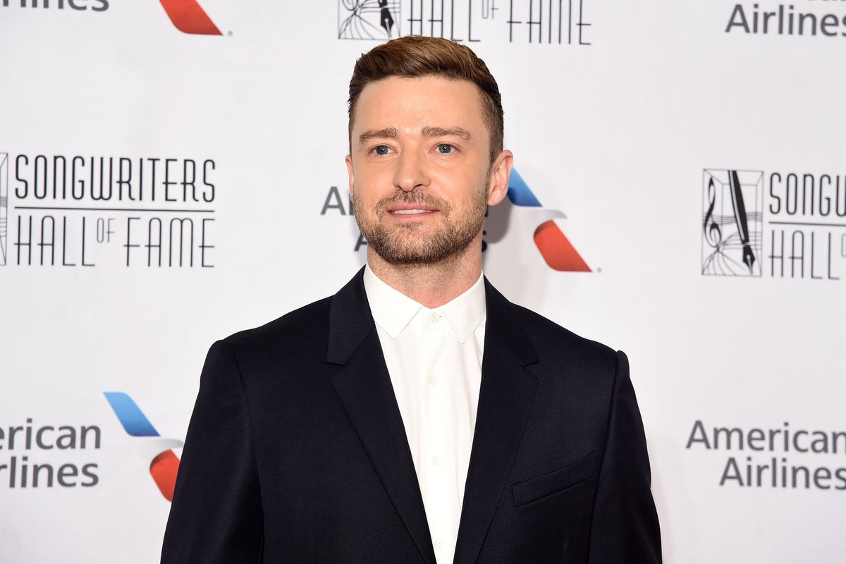 Justin Timberlake Apologizes for Holding Hands With Co-Star