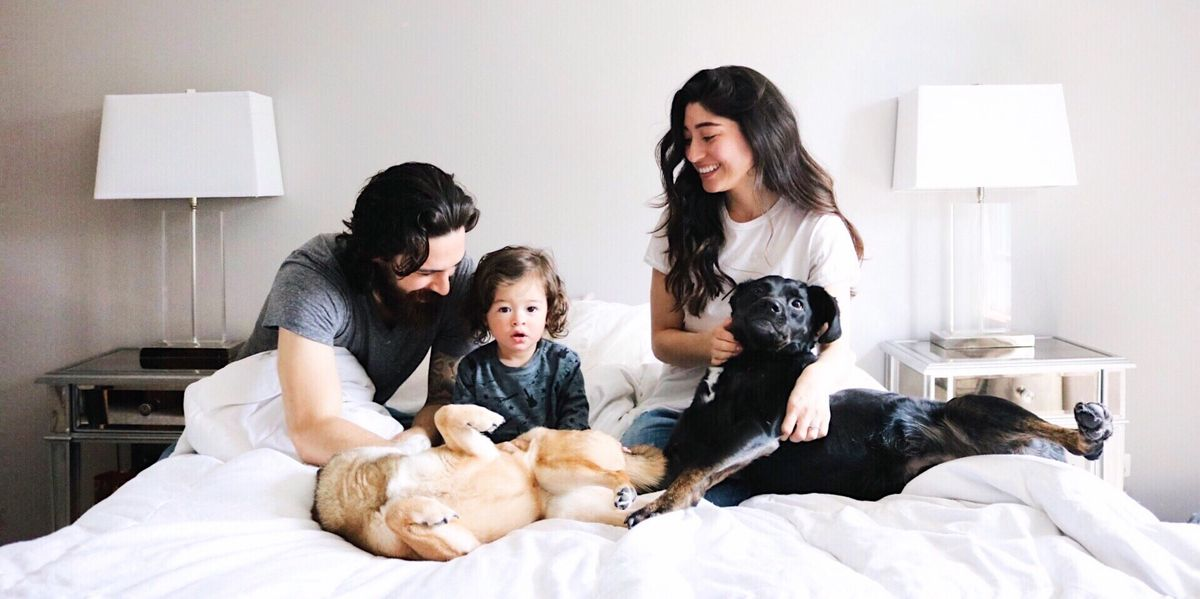 How to create a happy + peaceful home for your family, mama