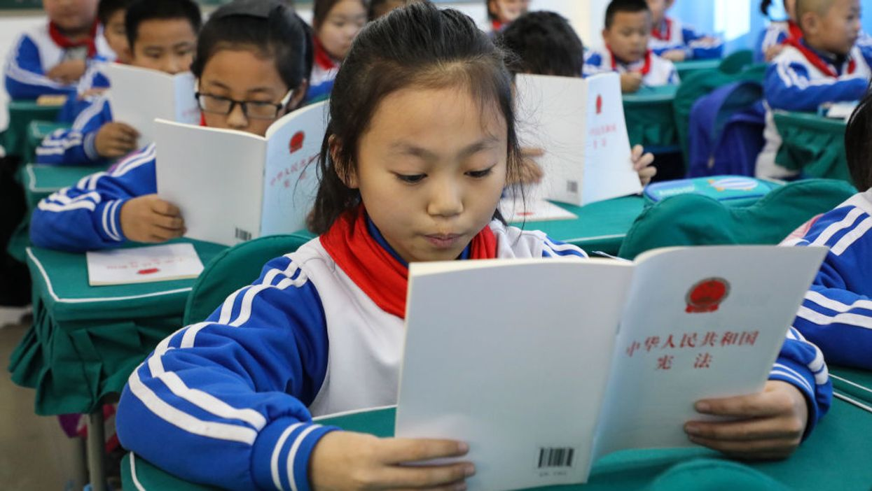 China's schoolkids beat American students in all academic categories