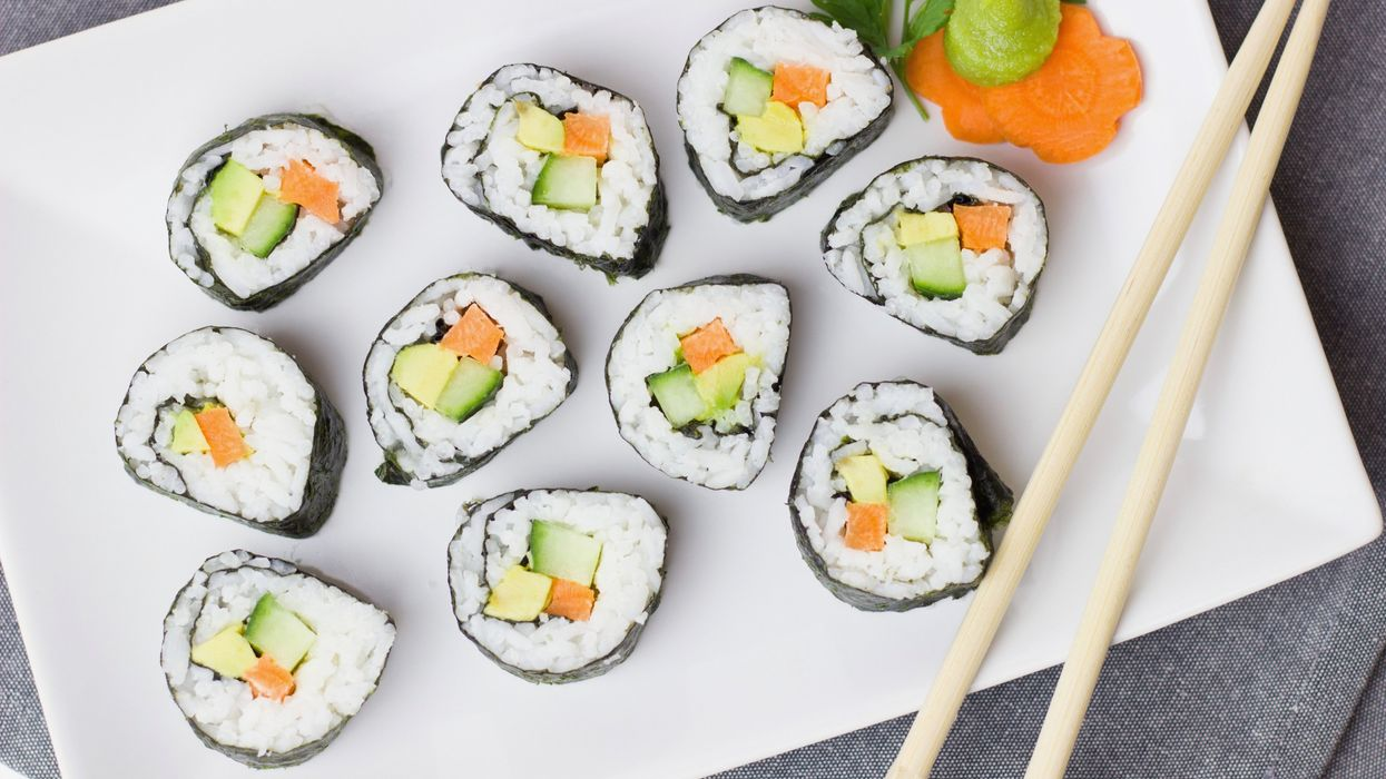 Sushi, Salads, Spring Rolls Recalled by Trader Joe's, Giant Eagle and Other Retailers