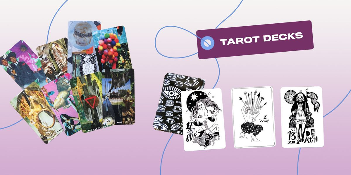 Shop The Most Beautiful Tarot Decks For Every Astrology Sign