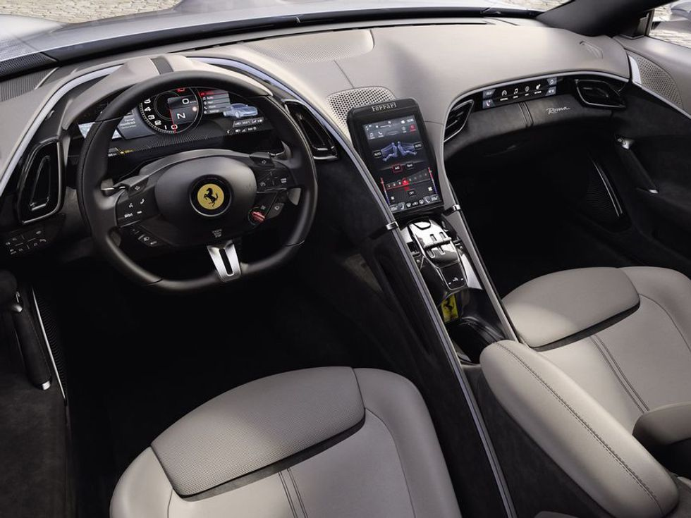 2019 Ferrari Roma 2020