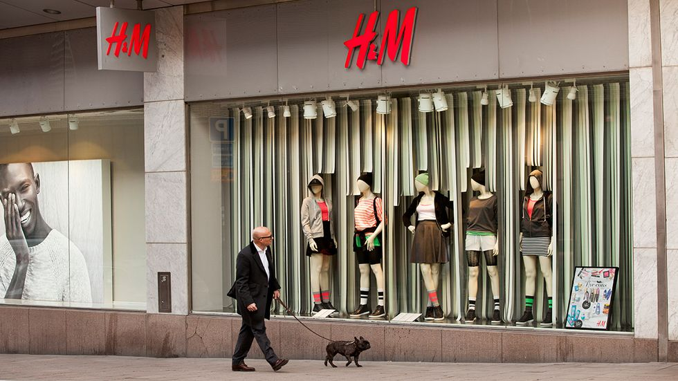 H&M Tests Renting Clothes to Boost Environmental Credentials