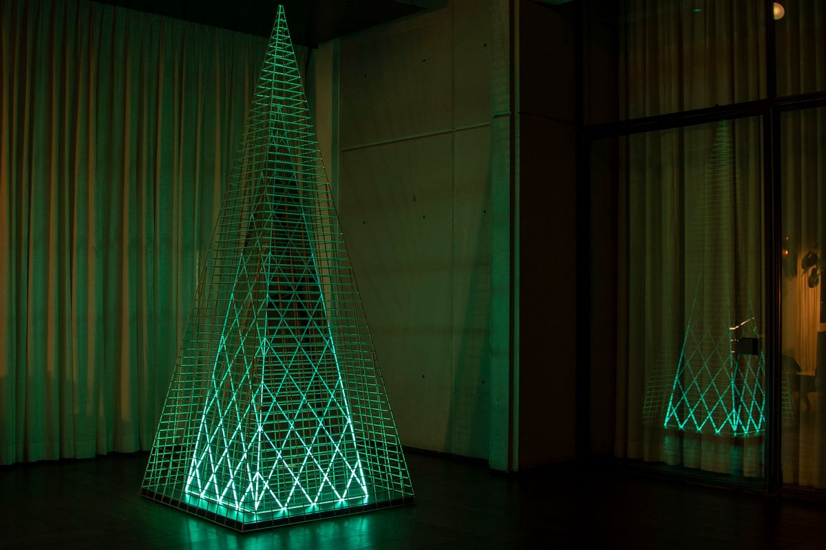 Spring Place Unveils a Holiday Tree for the Future