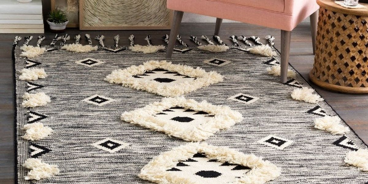 18 Cozy Rugs to Sink Your Toes Into During the Colder Months