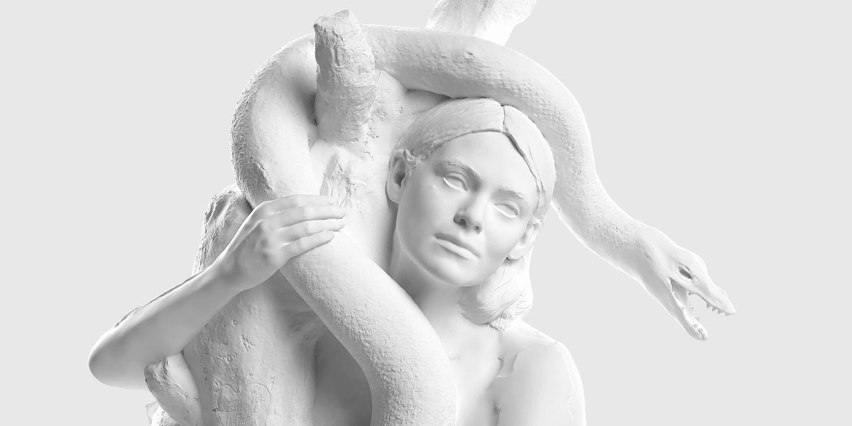 Put This Sculpture of Uffie in the Louvre