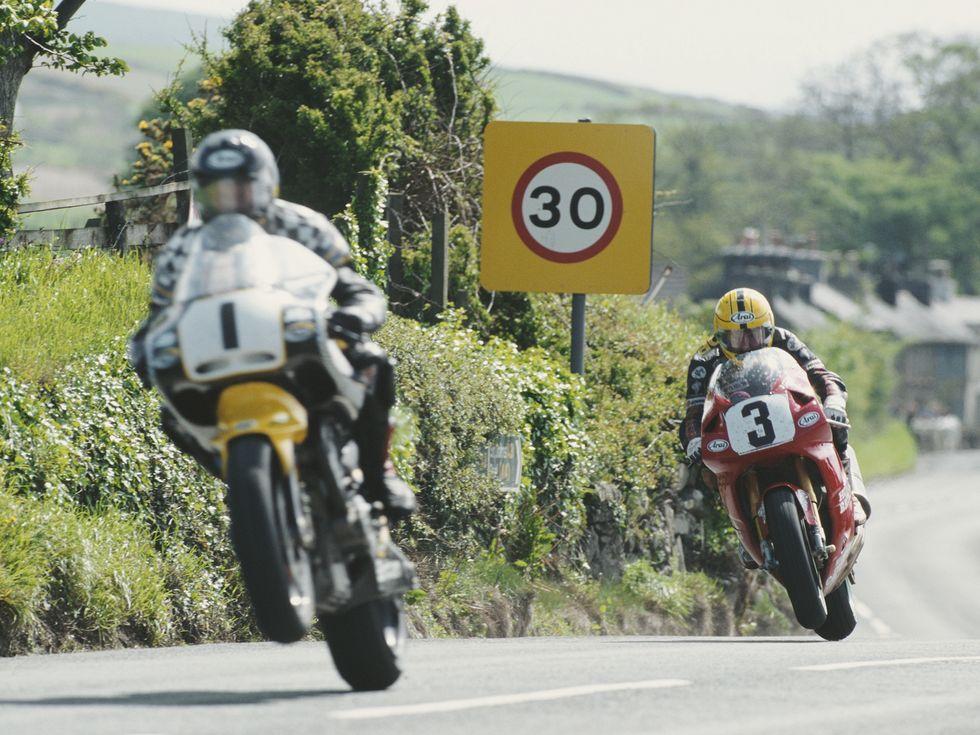 Isle of Man Formula One TT 1996