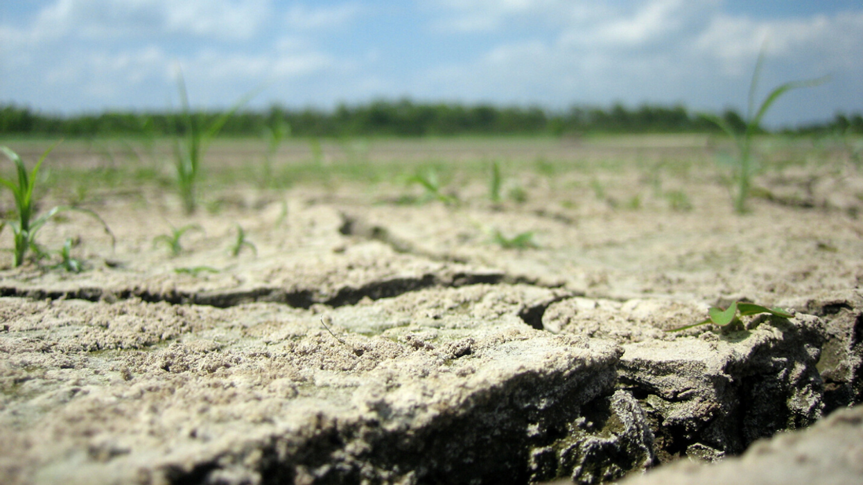 A Call to Action as Planet's Essential Groundwater Is Being Rapidly Depleted