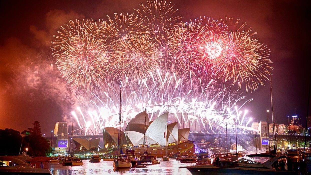 Sydney Fireworks Show to Go Forth Despite Fire Risk