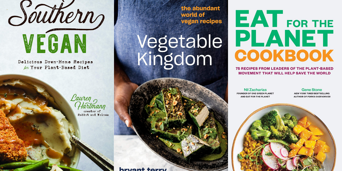 2020's New Vegan Cookbooks Will Tempt Your Taste Buds All Year Long