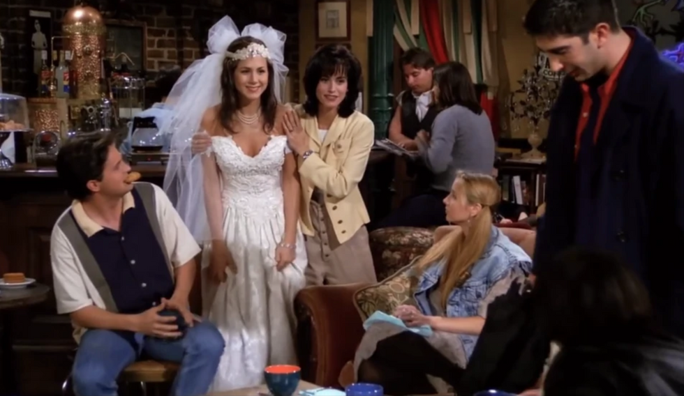 20 Signs Your 2020 Resolution Is To Get 'Friends' Back On Netflix
