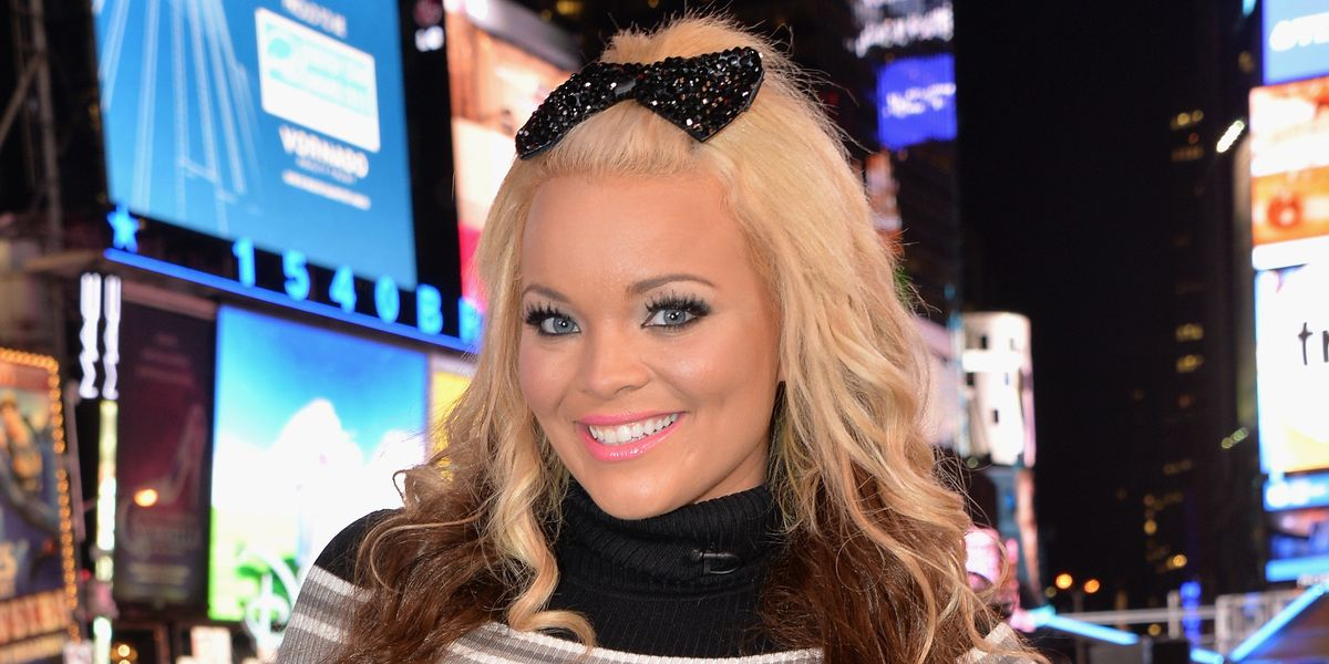 Trisha Paytas Seen Making Out With Jaclyn Hill's Ex-Husband