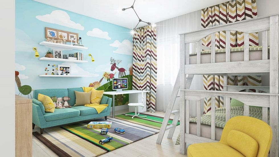 Ideas and Inspiration for Decorating Your Child's Bedroom