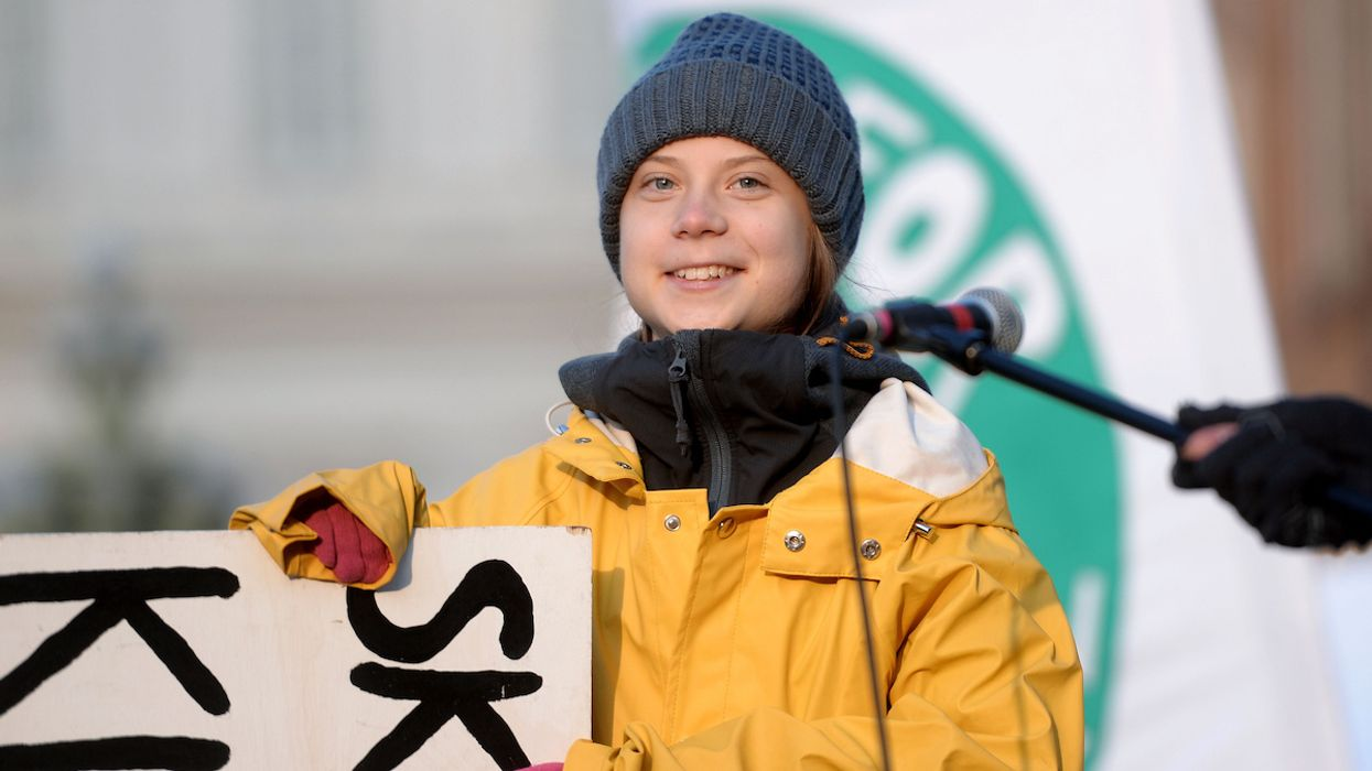 Greta Thunberg: 'I Wouldn't Have Wasted My Time' Talking to Trump