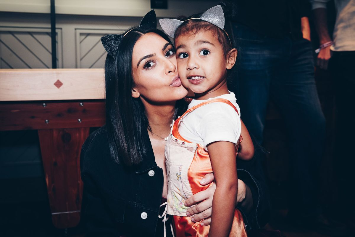Kim Kardashian Denies Giving North West JFK's Bloody Shirt