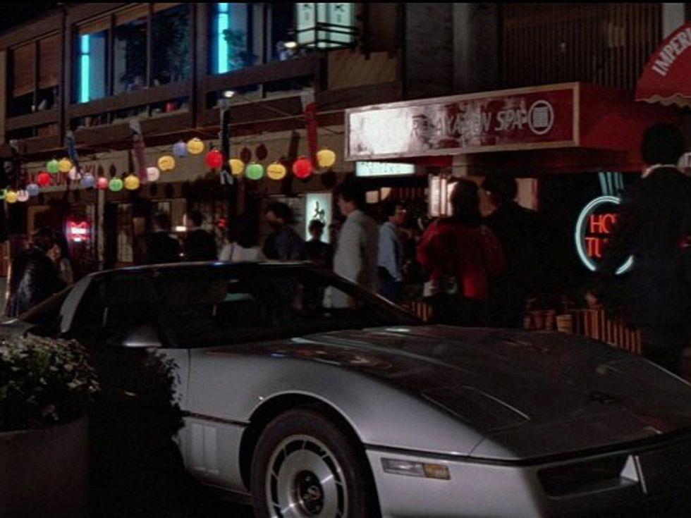 1985 Chevrolet Corvette C4 \u2014 'A View to a Kill'