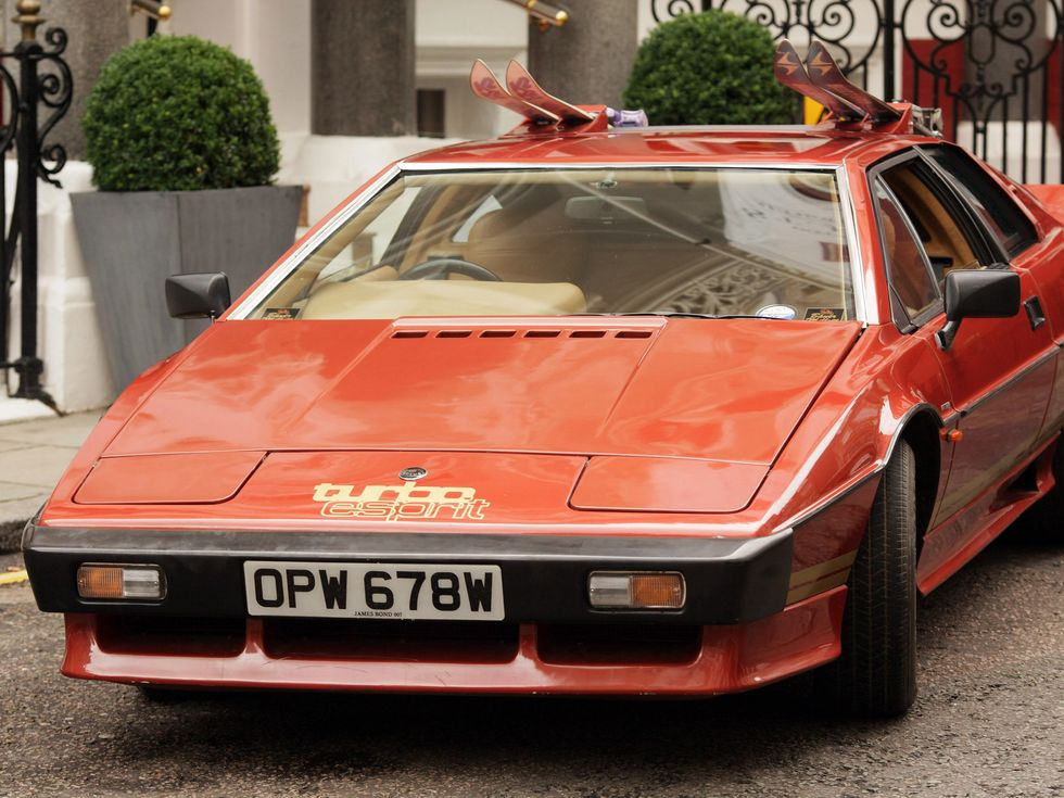 Lotus Esprit S1/Turbo \u2014 'For Your Eyes Only' (1981)