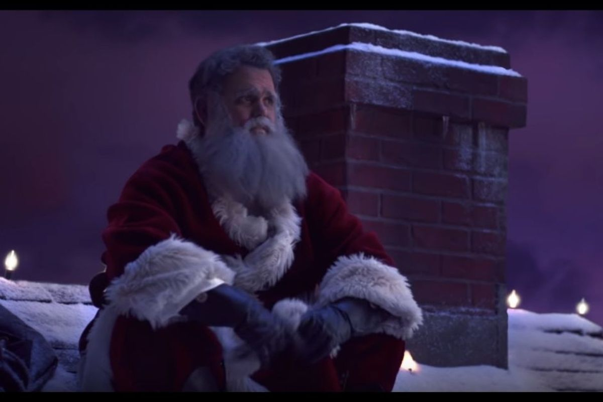 Video of Santa questioning 'naughty or nice' labels is a moving statement on mental health
