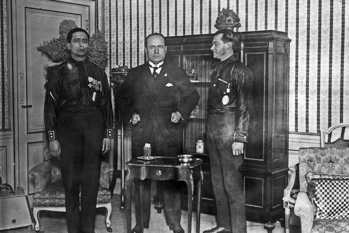 L'esame di inglese di Benito Mussolini: la visita a Londra che nessuno ricorda