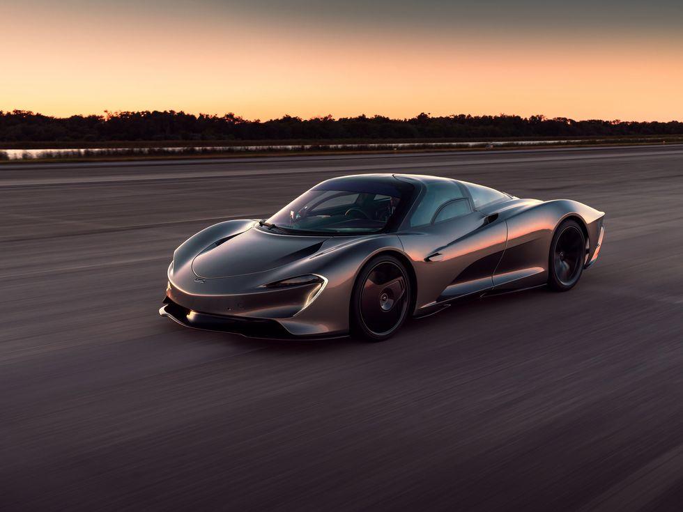 McLaren Hyper-GT prototype
