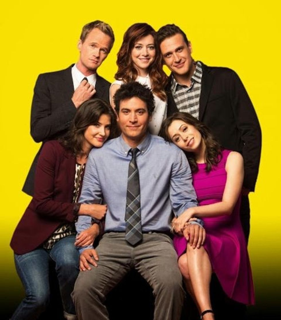 9 Tips for Surviving the Holidays, As Told By 'How I Met Your Mother'