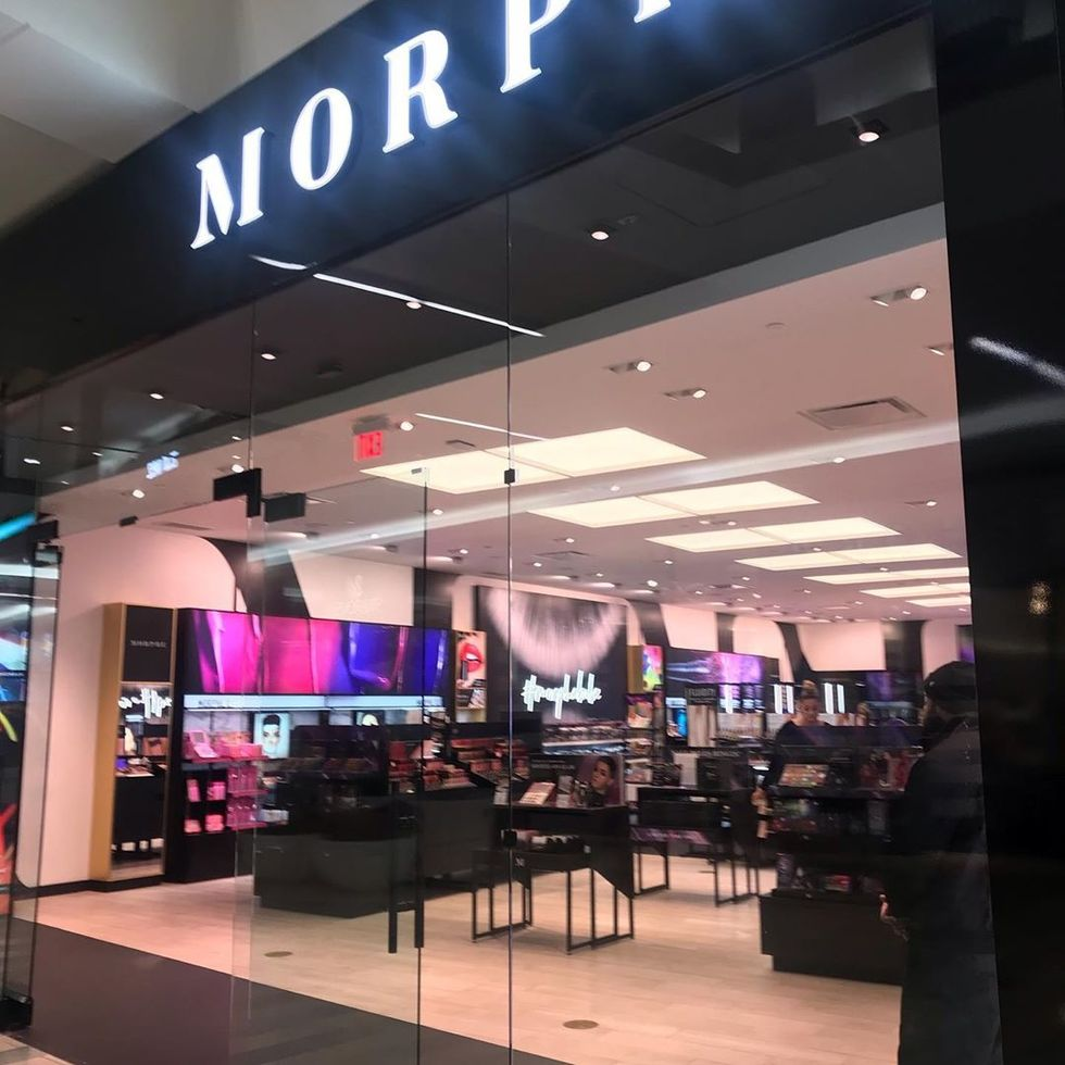 I Went to Morphe's Store