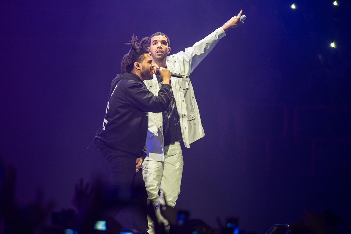Drake Appears to Address His Rumored The Weeknd Feud With 'War'