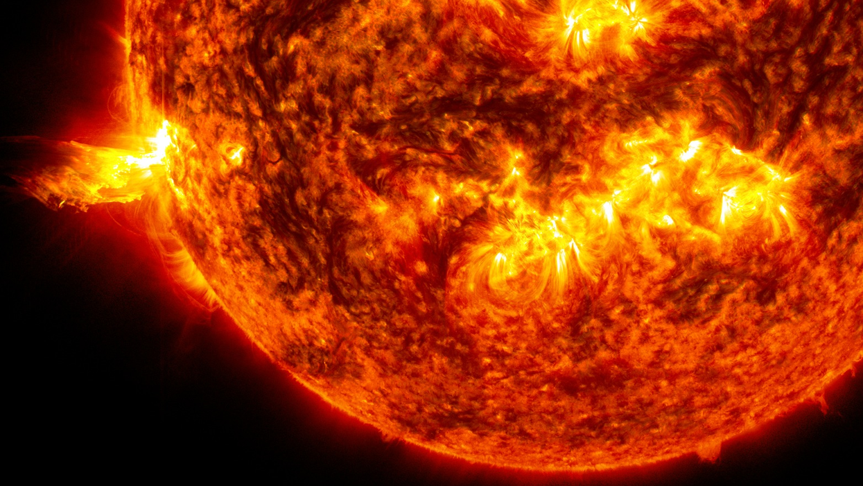 Physicists discover how to safely create star power on Earth