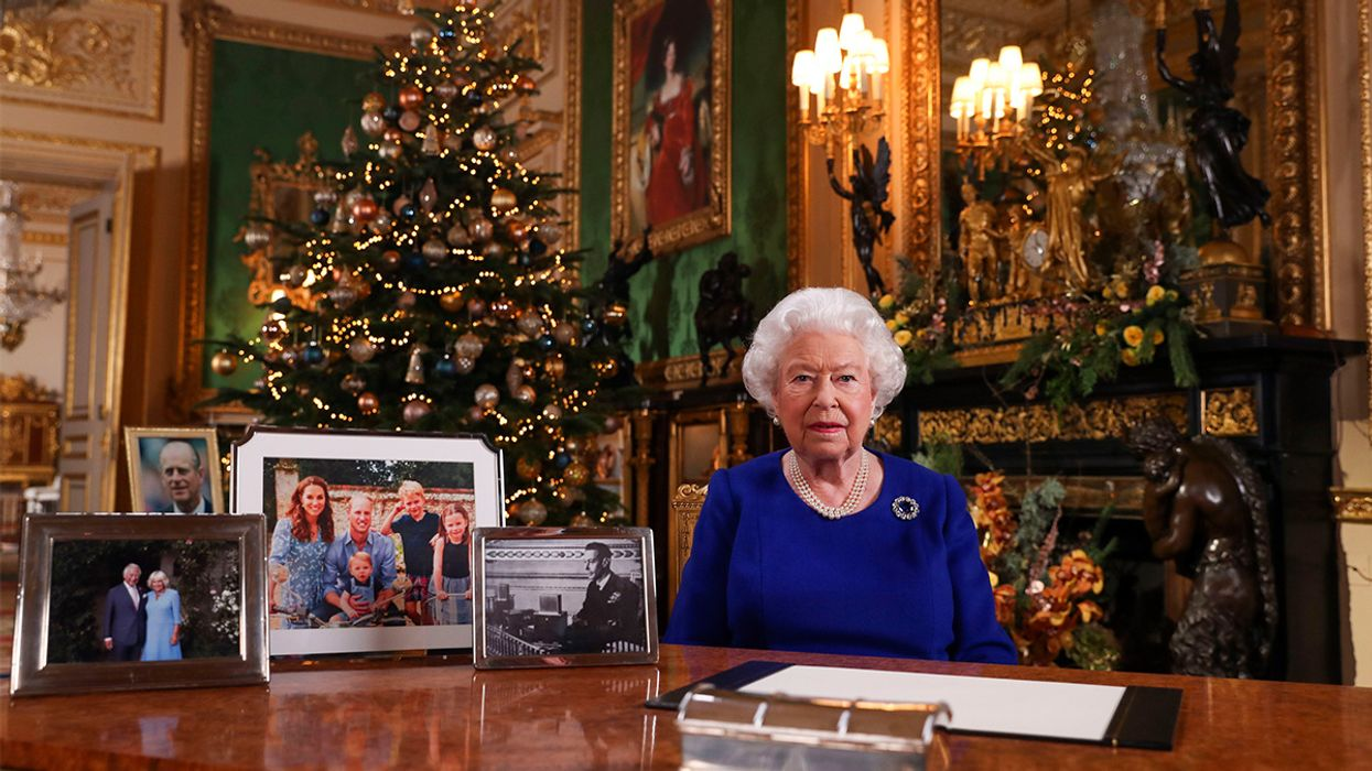 British Queen Praises Young Climate Activists in Christmas Speech
