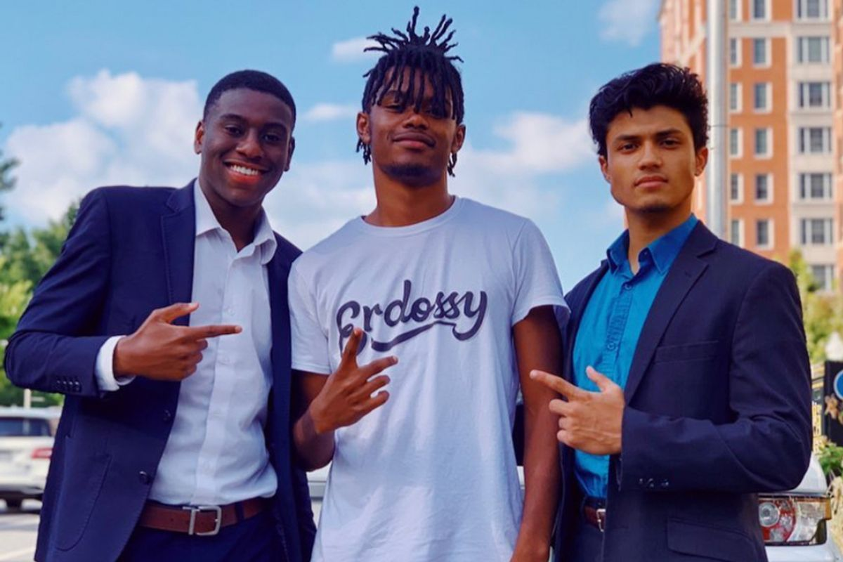 Baltimore college students create program to provide equal access to the arts
