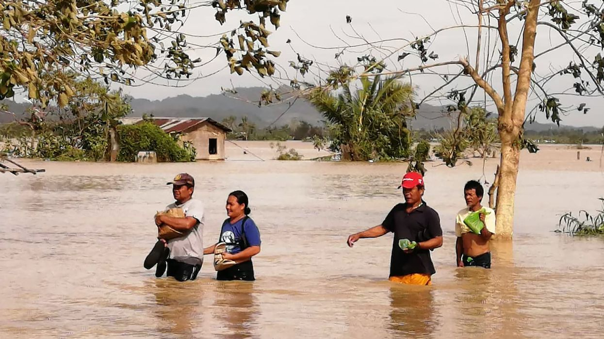 Typhoon Kills 28, Displaces More Than 50,000 in the Philippines