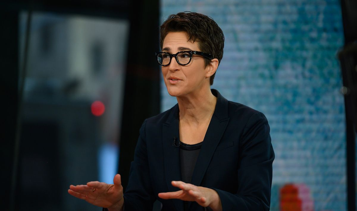 Washington Put up media critic rips Rachel Maddow for 'deceptive and dishonest' Steele file, Russia coverage thumbnail