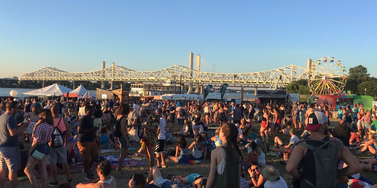 The minds behind Louisville's riverfront revival