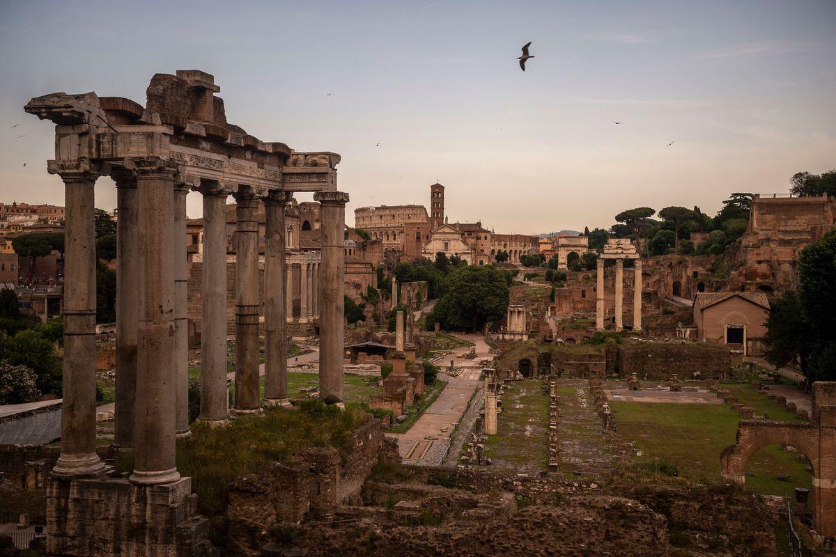 E se la vera Atlantide fosse stata l'Italia?