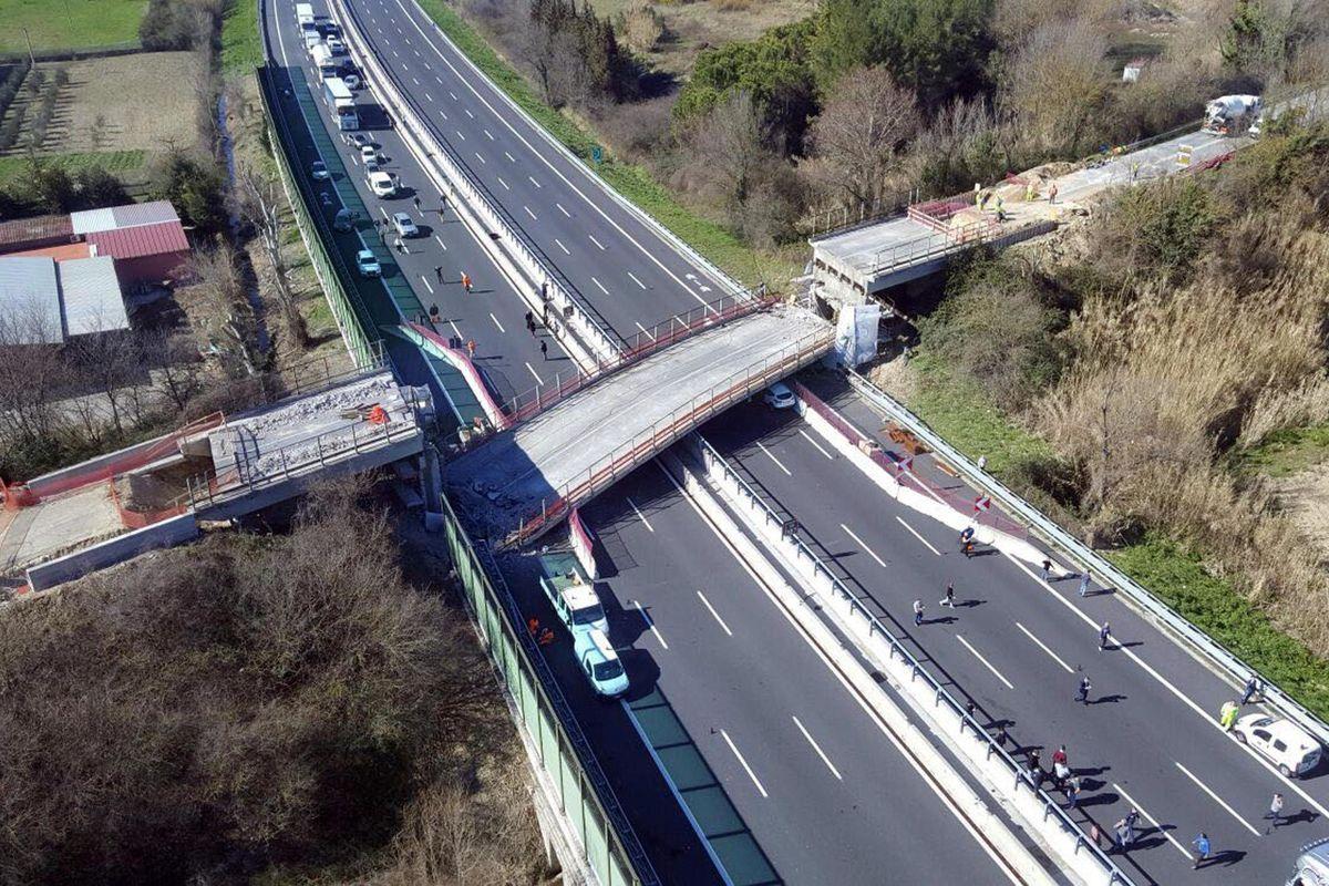 Nelle Marche c'è l'autostrada «a predaggio»