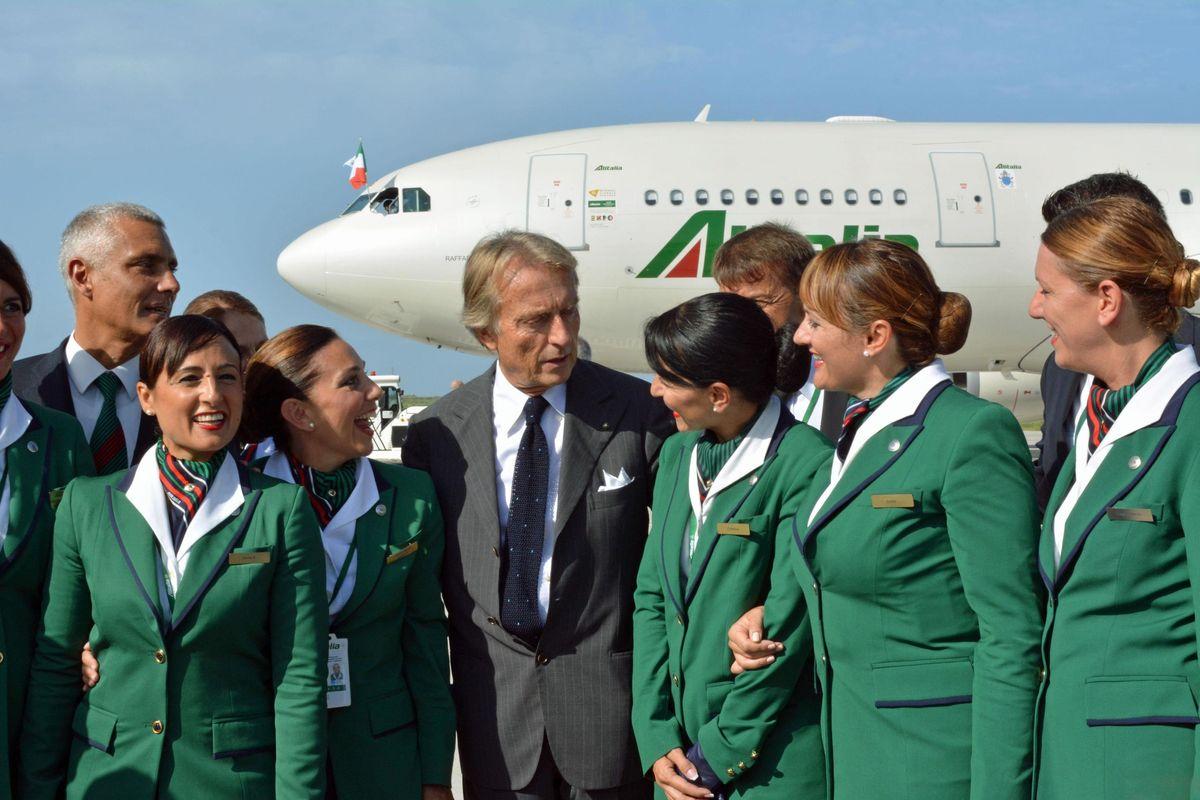 In Alitalia le spese più pazze del mondo