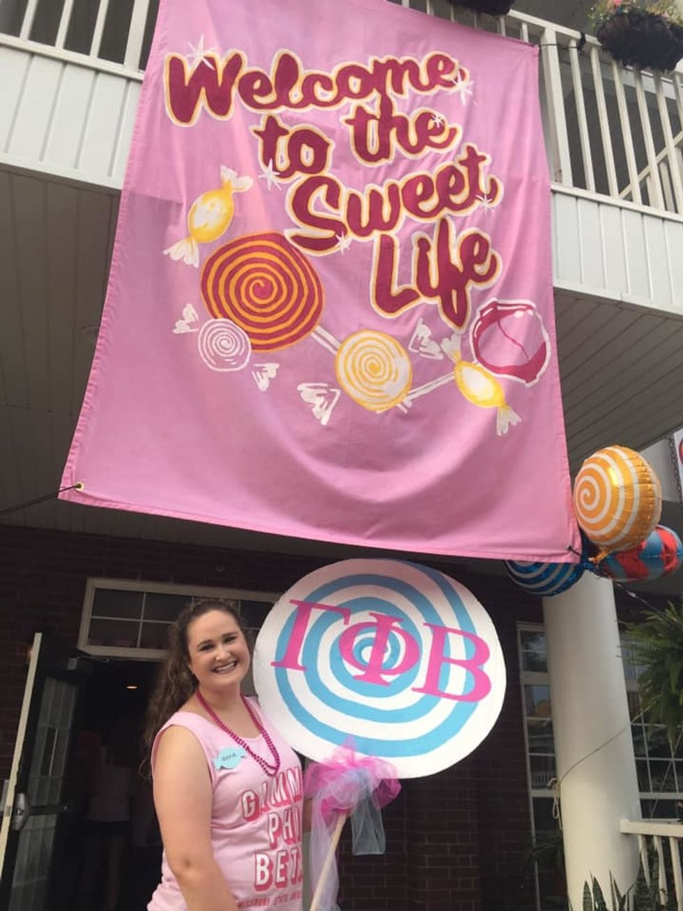 9 Things I've Learned During My First Semester In A Sorority