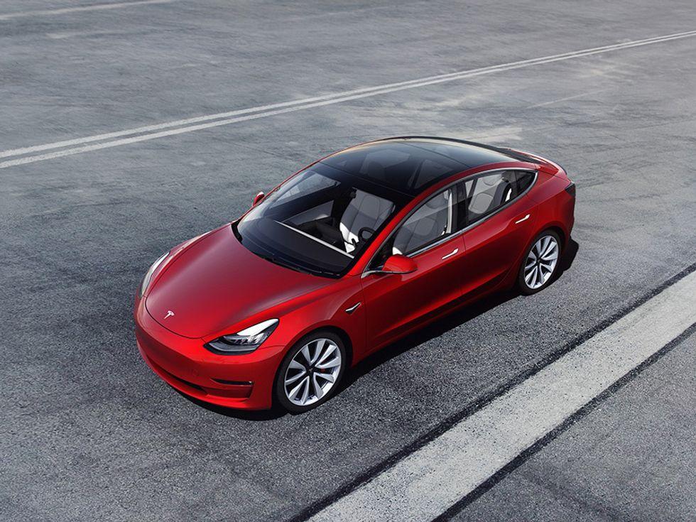 2019 Tesla Model3