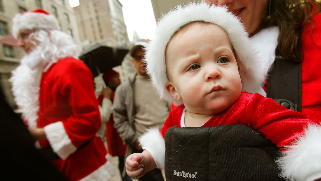Christmas Day is one of the least popular birthdays