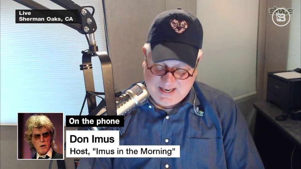 Partner Content - The uncensored and unforgettable Don Imus and Glenn Beck interview