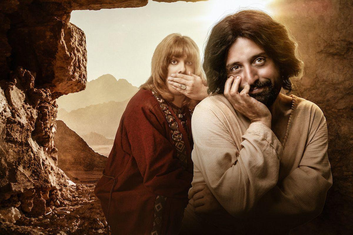 Su Netflix è tornato il messia. Ed è islamico