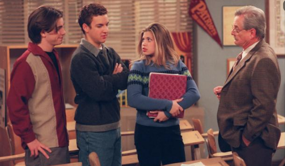 The 10 Stages Of Going Into Your Final Semester Of College As Told By The Gang From 'Boy Meets World'