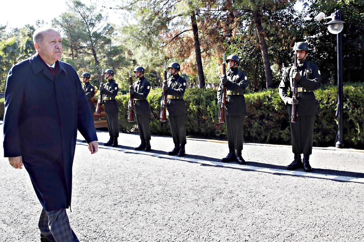 Libia: Erdogan corre, Italia e Ue dormono