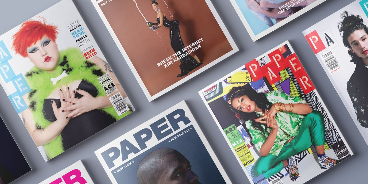 10 PAPER Covers From the 2010s