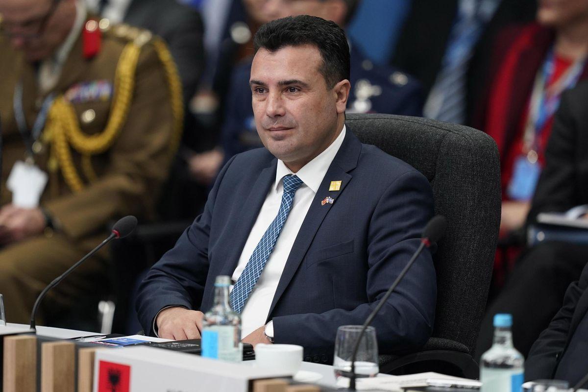 In Macedonia si dimette il premier socialista