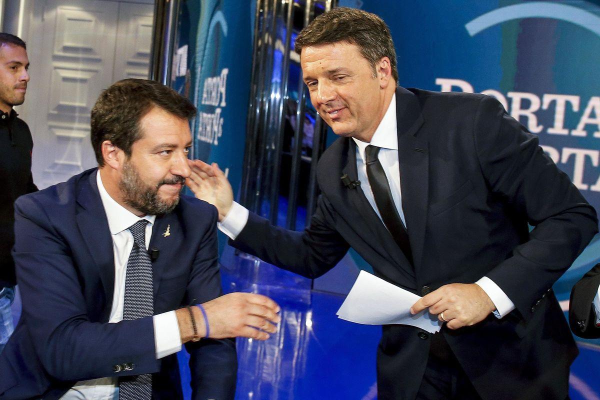 Il garantismo di Renzi: processate Salvini