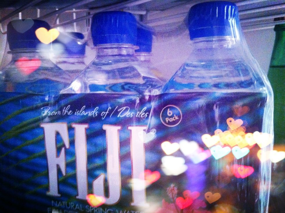 Stop Drinking Fiji Water