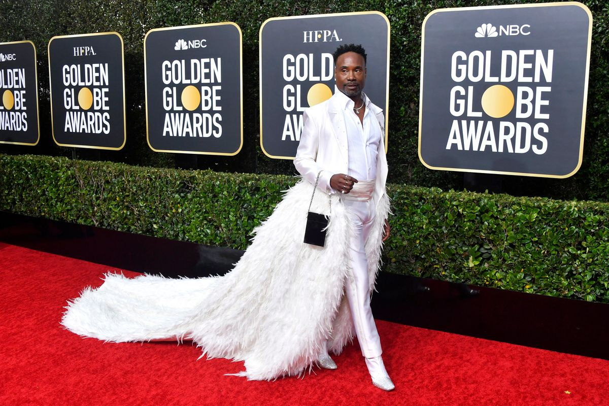 All the Looks on the Golden Globes Red Carpet