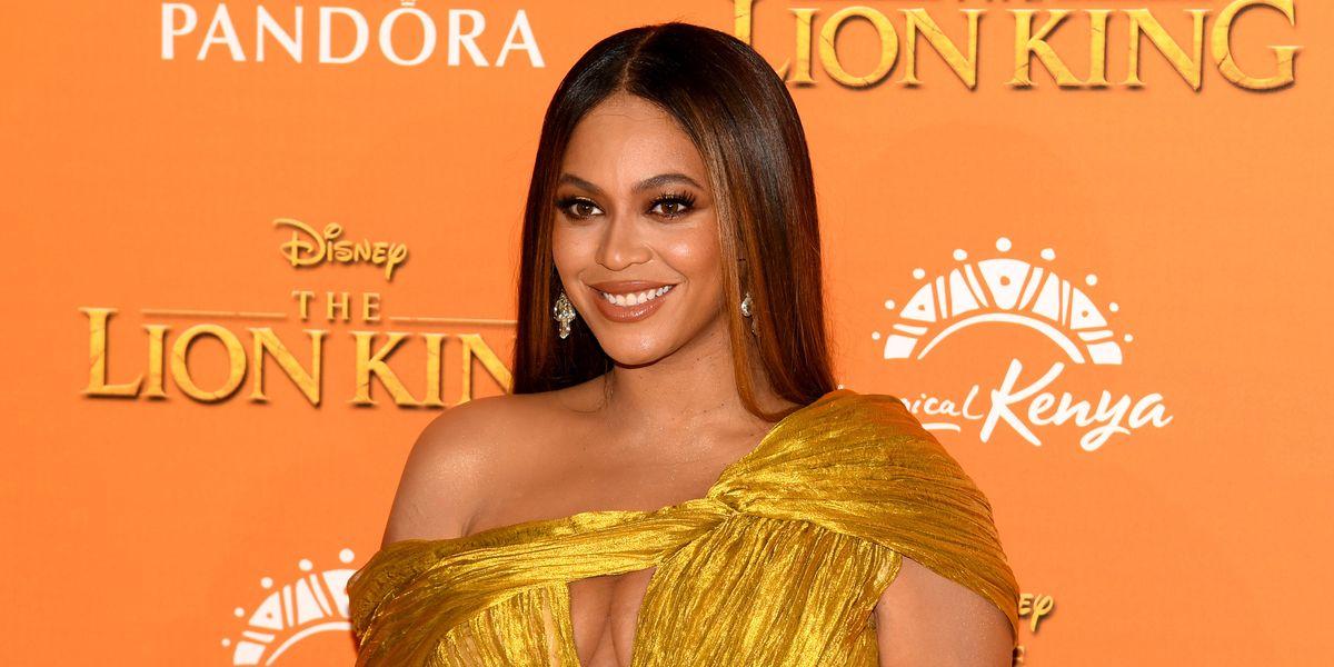 Beyoncé Snuck Into the Golden Globes